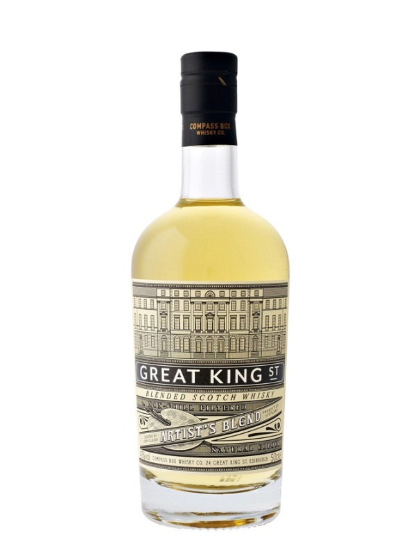 Great King Street - Compass Box