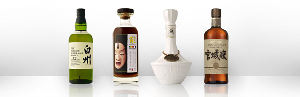 Dégustation Whiskies Japonais